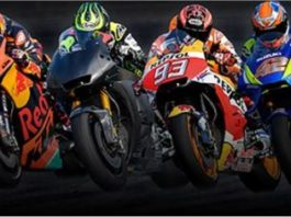 MotoGP test at Buriram, Thailand photo DORNA