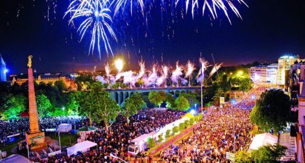 Luxemburg National Feiertag 23.6.2018 photo Le Quotidien archives