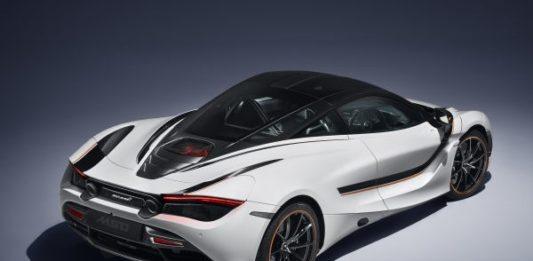 MSO Track Shot - by McLaren